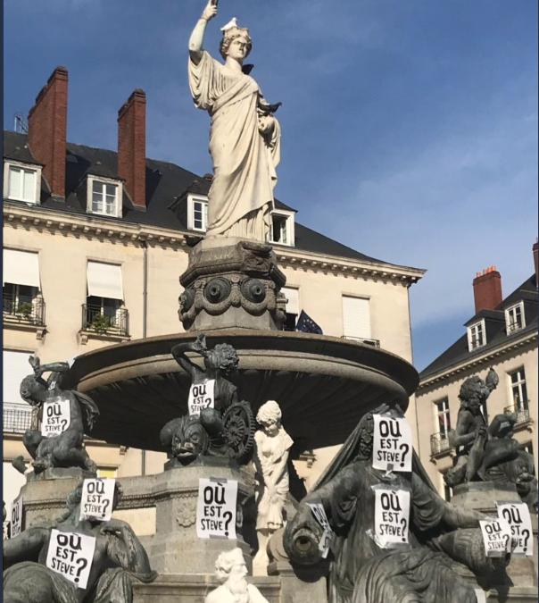 À Nantes, notre sûreté n'est plus assurée