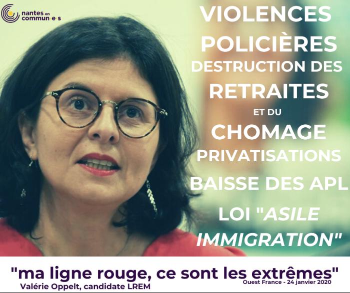 Nantes en commun répond à Valérie Oppelt