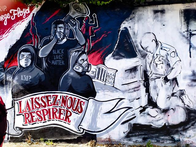 SÉCURITÉ GLOBALE & VIOLENCES POLICIÈRES : LAISSEZ-VOUS RESPIRER !